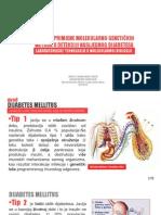 Prezentacija - Lab. Tehnologije u Molekularnoj Biologiji - Dijabetes.