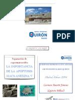 Carmen Anarte - Importancia de la apoptosis - II Simposio Reproducción Asistida Quirón