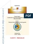 Safety & Loss Prevention