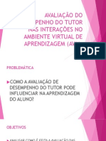 APRESENTAÇÃO SEMINÁRIO TICS