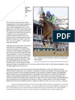 Timing and Rate of Skeletal Maturation in Horses