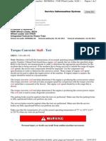 Torque Converter Stall-test