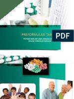 Preformulasi Tablet