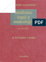 TOCHO MEDICINA LEGAL Y TOXICOLOGIA - Gisbert Calabuig, J. A. & Villanueva Cañadas, E