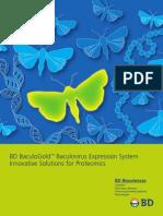 protocolo de transfección BD BaculoGold