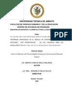 El Uso del ABP Como Estrategia Didáctica