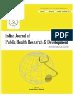Hepatitis B Immunization Coverage Evaluation Amongst 12 23 months slum children of Delhi, India