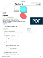 C# Factory Pattern