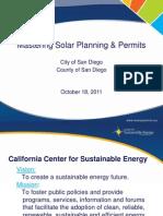 mastering solar planning permits presentation
