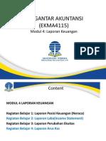 EKMA4115-Pengantar Akuntansi-Modul 04-Laporan Keuangan.pptx