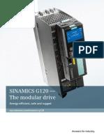 Sinamics g120 Brochure