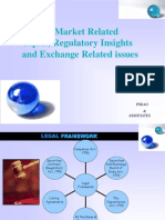 Capital Market Regulatory Insight - P.S.rao & Associates