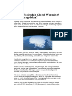 Zaman Es Setelah Global Warming