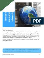 Marketing International-Chap 1 - Introduction Au Marketing International
