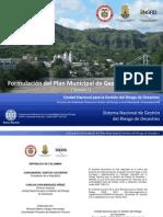 Gestion de Riesogs de Desastres_2012_v1