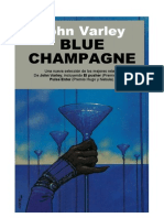 Varley, John - Blue Champagne