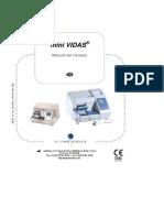 Manual Minividas