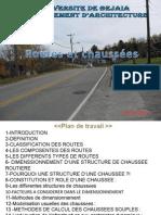 Routes et chaussées