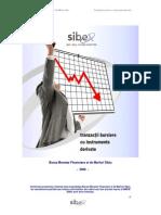 Sibex Instrumente Financiare Derivate Sibex Instrumente Financiare Derivate