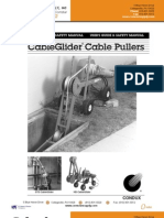 Cable Glider Cable Pullers