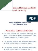 MMR_2010-12-Report_Pres_19.12.2013