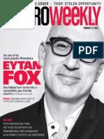 Metro Weekly - 02-27-14 - Eytan Fox