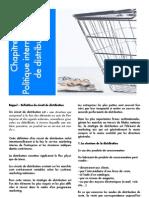 Marketing International-Chap 5 - La Politique Internationale de Distribution