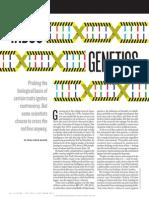Taboo e Genetica