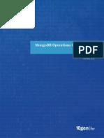 10gen-MongoDB Operations Best Practices