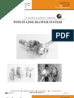 Winch Line Blower System