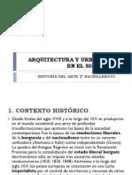 Arquitectura y Urbanismo Del Siglo XIX