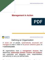 Consultancy organization