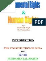 Fundamental Rights & HR