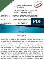 Universidad católica los Ángeles deDIASPOPSITIVAS