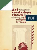 Antología del verdadero cuento chileno