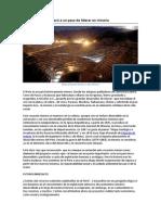 Perú a un paso de liderar en minería
