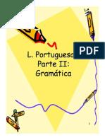Gramatica - Lingua Portuguesa