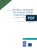 Biomimetics Report