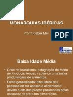 Formacao Das Monarquias Ibericas