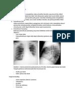 Diagnosis Aspirasi Pneumonia
