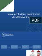 02 . Optimización de metodos