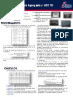 Procedimientos Agregados_Sept 2011