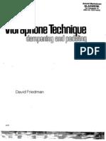 132851224 Friedman Vibraphone Techinique