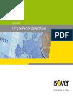 ISOVER-Aislamiento Térmico,Acústico,Protec.Contra Fuego.