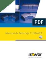 ISOVER-CLIMAVER.manual de Montaje Conductos,Accesorios y Perdida de Carga.