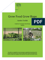 Grow Food Grow Hope Toolkit Updated to Share Online
