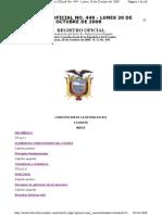 1. Constitucion de La Republica Del Ecuador 2008