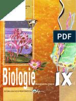 Manual Biologie Clasa XI Editura Didactica si Pedagogica.