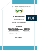 Plan de Marketing Completo Trabajo Final Carmenza