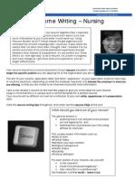 Resume Nursing